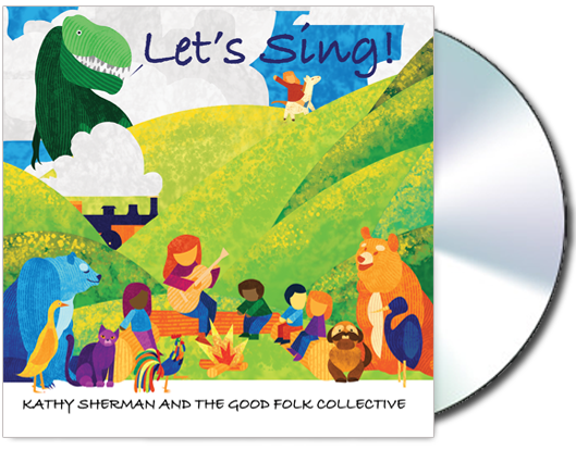 Let's Sing - New CD